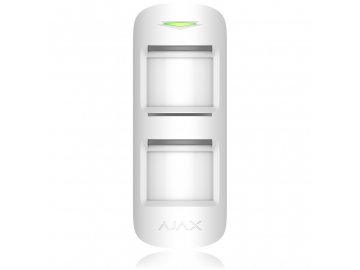 ajax motionprotect outdoor white